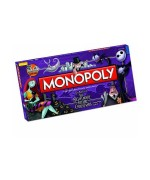 USAopoly-Monopoly The Nightmare Before Christmas Collector's Edition