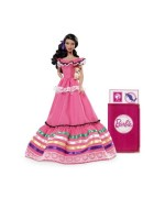 MATTEL-Barbie Collector Dolls of The World Mexico Doll