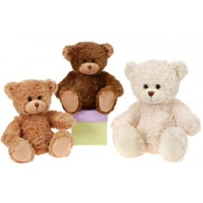 """Ddi-10"""" 3 Assorted Color Sitting Bears Case Pack 24"""